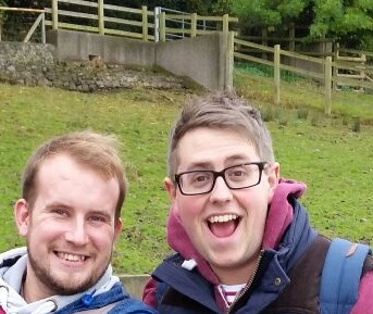 Ben and Alex