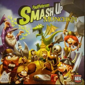 smash up munckin